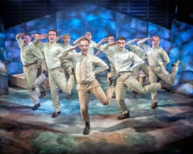 YANK! Original Manchester cast credit Anthony Robling
