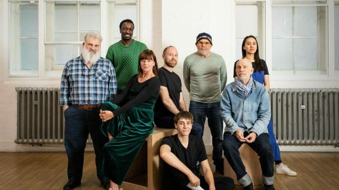 Bitter Wheat Cast with David Mamet