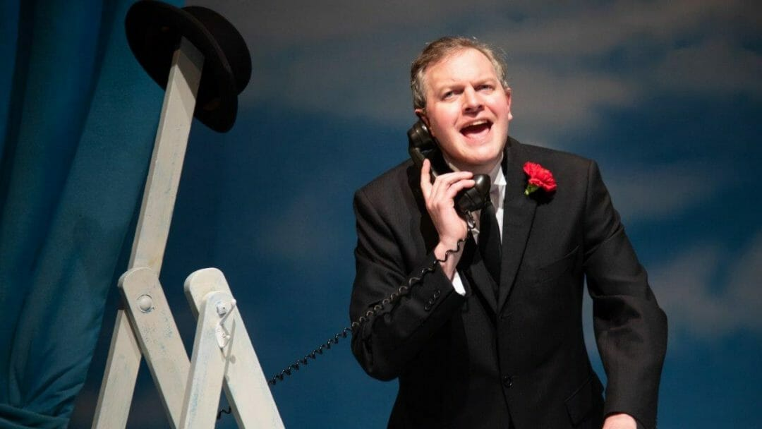The Life I Lead Miles Jupp cPiers Foley