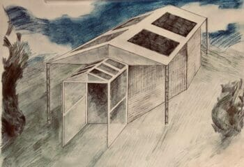An artists impression of The Greenhouse
