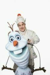 Craig Gallivan as Olaf