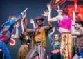 Pippin performing at West End LIVE c Pamela Raith